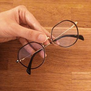 DIFF EYEWEAR - blue light non optical glasses
